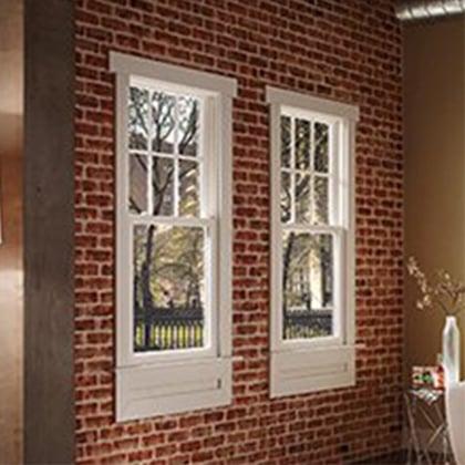 Single hung cheap replacement windows in San Antonio