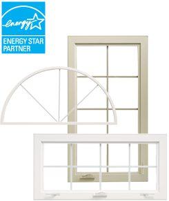 Energy efficient vinyl replacement windows in Helotes, Boerne, and New Braunfels, TX