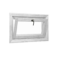 Basement custom window