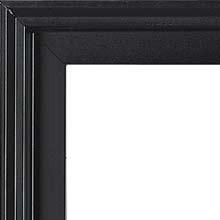 black exterior window color