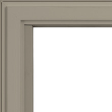 fossil exterior window color